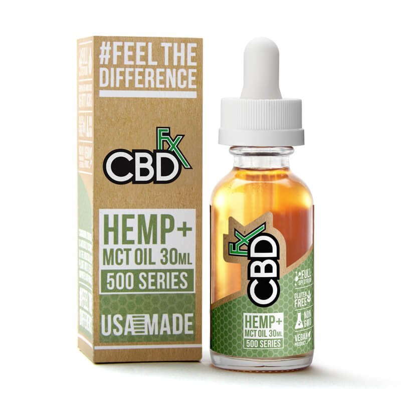 CBDfx's CBD Oil Review